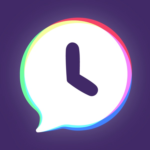 Warptalk - Time-delay messages & statuses