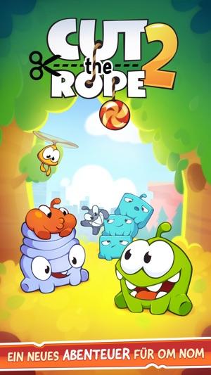 Cut the Rope 2 Screenshot