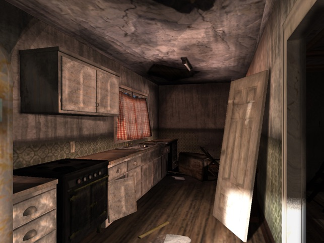 House of Terror VR Screenshot