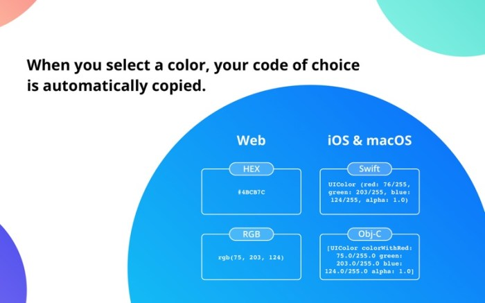 Drop - Color Picker Screenshot 04 133brun