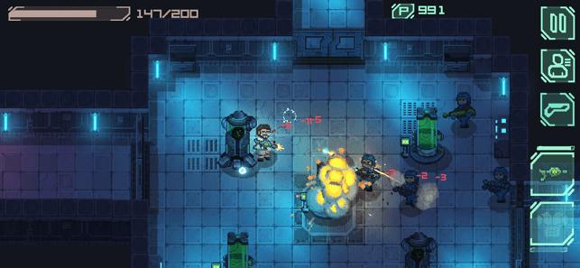 Endurance - space action Screenshot