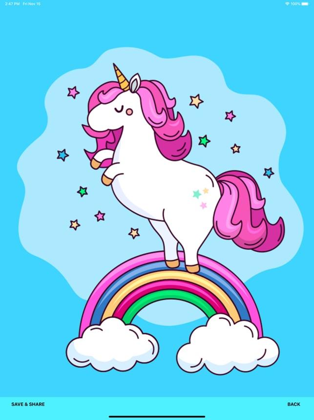 Unicorn Wallpaper For Ipad : unicorn, wallpaper, Unicorn, Wallpapers, Store