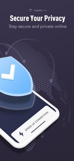 Power VPN-Fast Unlimited Proxy Screenshot