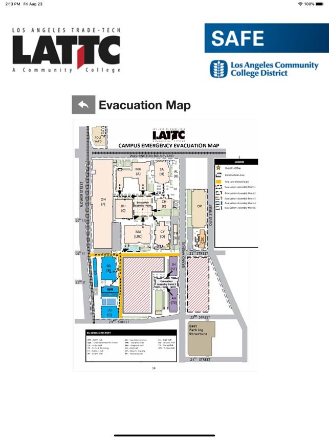 Lattc Campus Map : lattc, campus, LATTC, Store