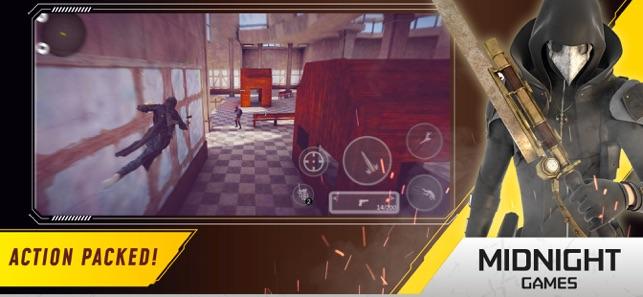 Rogue Agents Screenshot