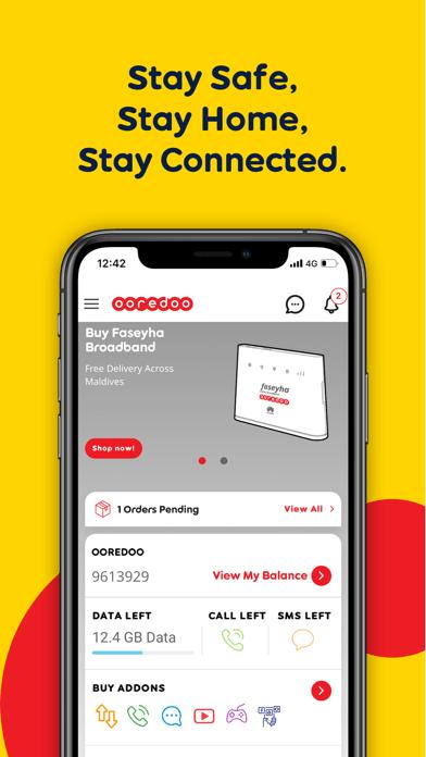 [2020] My Ooredoo Maldives iphone / ipad App Download [Latest]