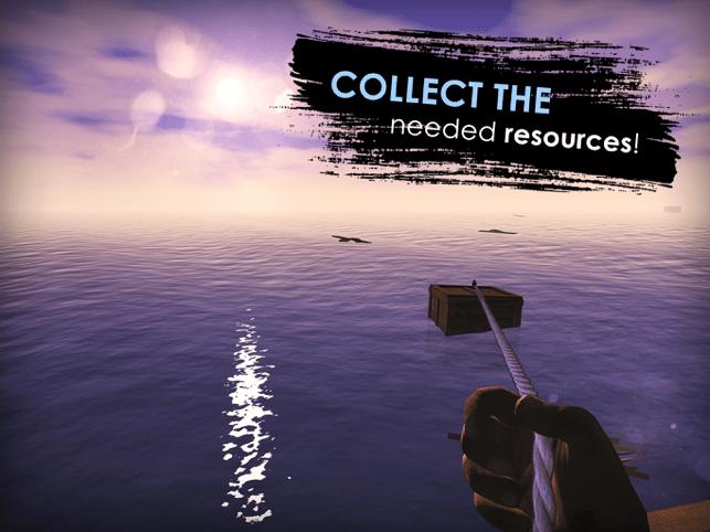 Survival on Raft in the Ocean Screenshot