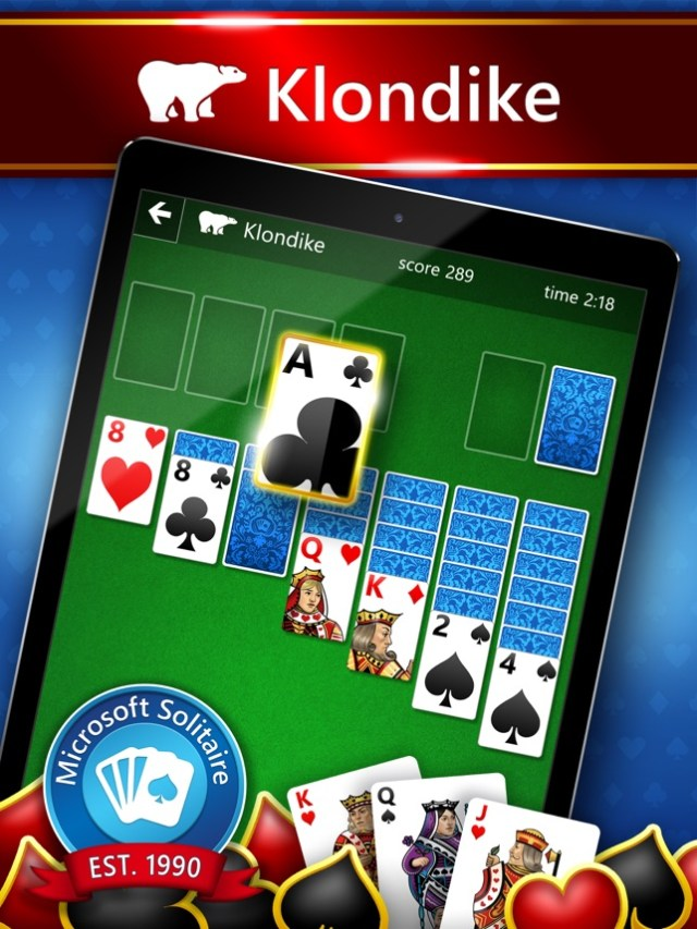 Microsoft Solitaire Collection iOS Review - iOS Game Updates