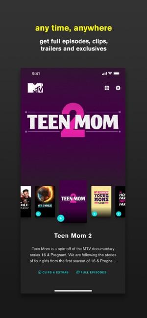 mtv on the app