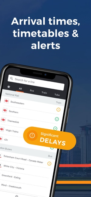 Moovit: Public Transport Live Screenshot