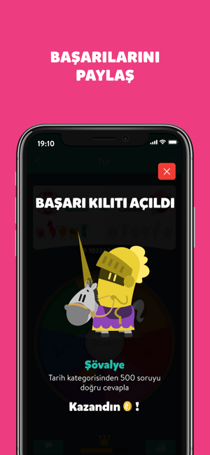 ‎Trivia Crack Türkçe Screenshot
