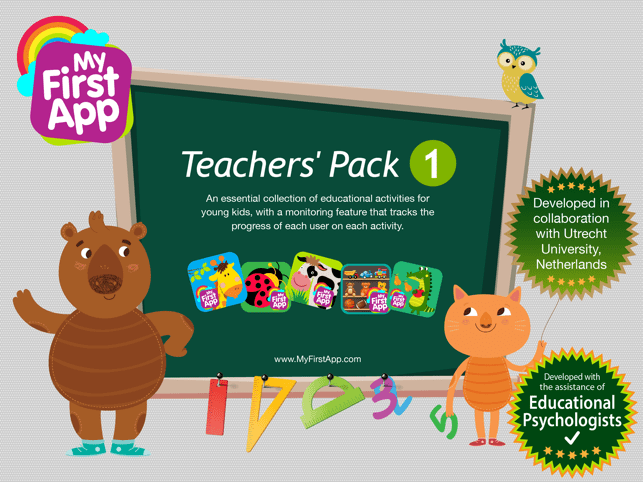 ‎Teachers' Pack 1 Screenshot