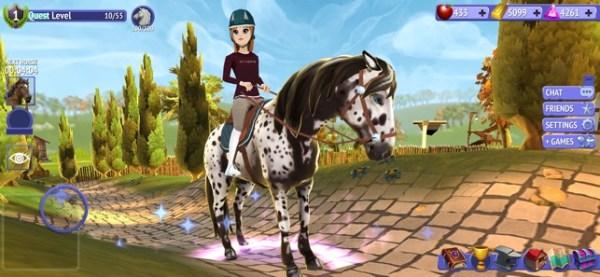realistic horse games # 34