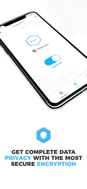 CoverMe VPN - Browse Safely Screenshot