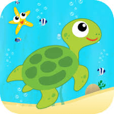 Learn Sea World Animal Games