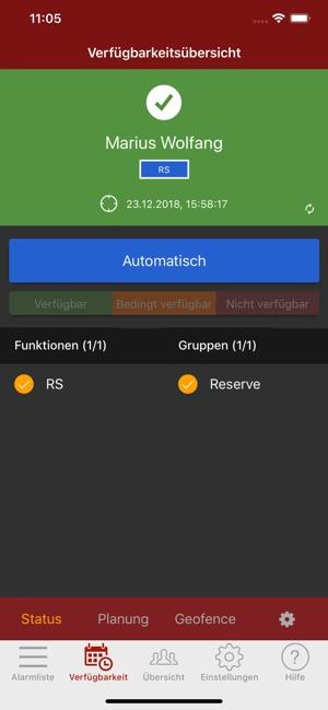 aPager Pro Screenshot
