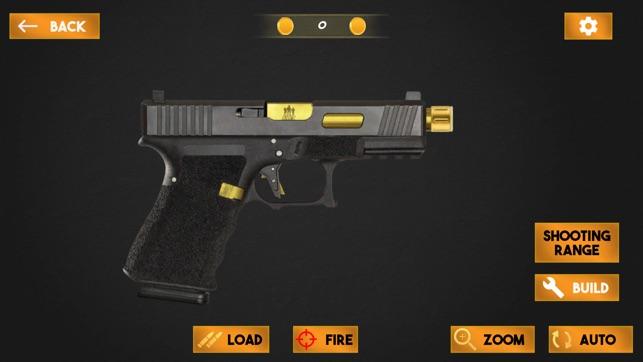 gun builder simulator on
