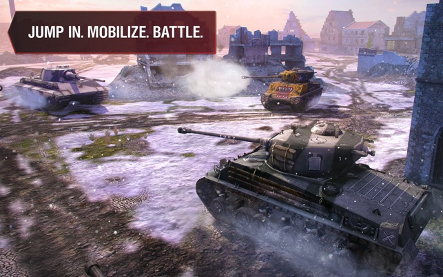 World Of Tanks Ix Center