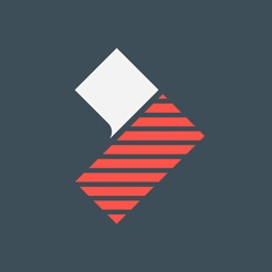 246x0w Editor de vídeos para Android e iOS gratuito: FilmoraGo