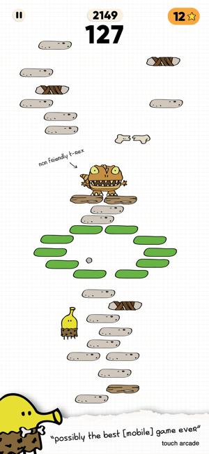 Doodle Jump 2 Screenshot