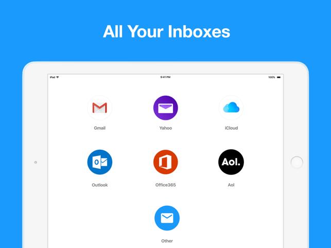 Email - Edison Mail Screenshot