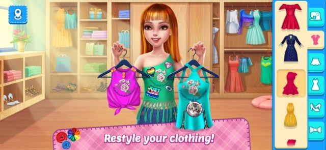 DIY Fashion Star Screenshot