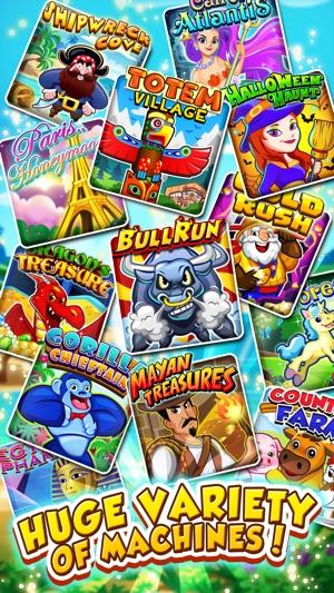 Slots Vacation Screenshot