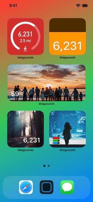 Widgetsmith Screenshot