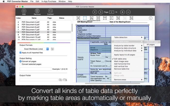 PDF Converter Master Screenshot 04 57szc2n