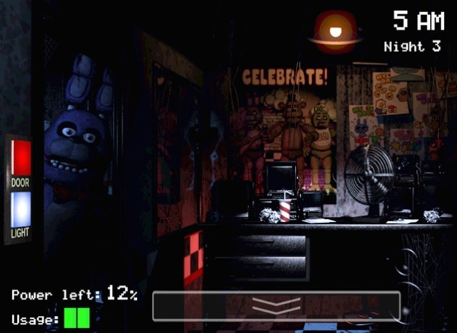 Five Nights at Freddy's Screenshot
