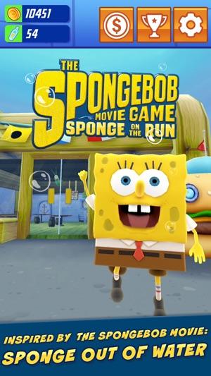 spongebob sponge on the