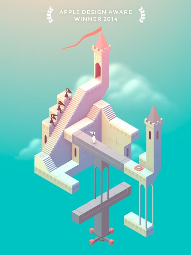 Monument Valley Screenshot