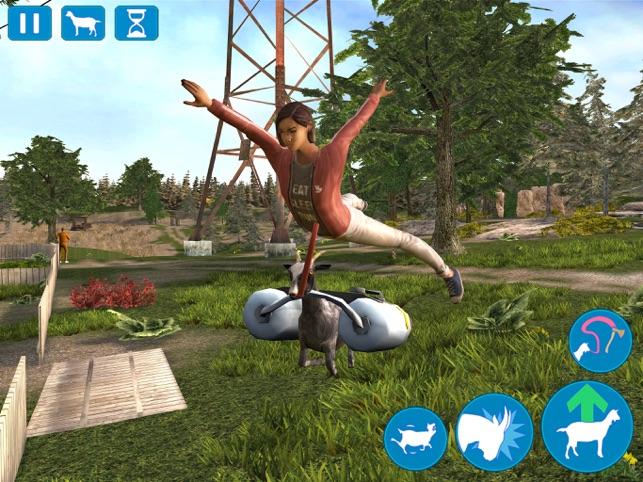 Goat Simulator Screenshot