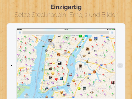 iphone karten stecknadel löschen