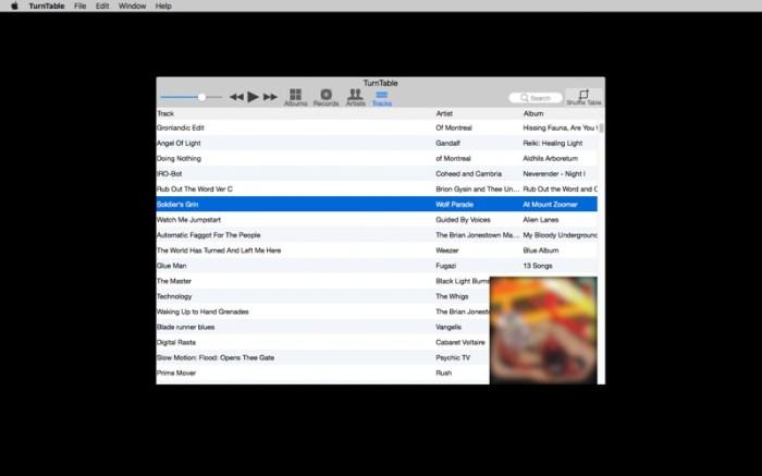 TurnTable Screenshot 06 cf188mn