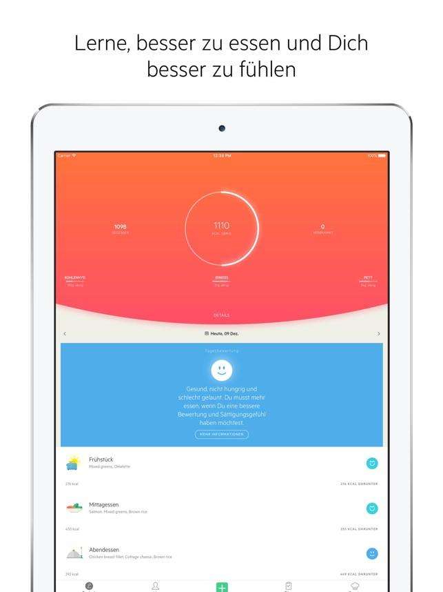 Lifesum: Tracker zur Ernährung Screenshot