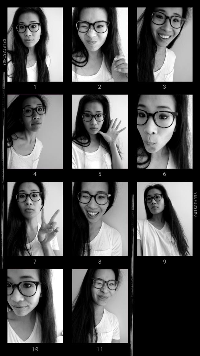 Selfissimo! Screenshot