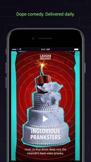 Laugh Out Loud App