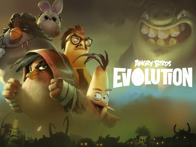 Angry Birds Evolution Screenshot