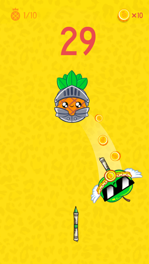 Pineapple Pen Screenshot