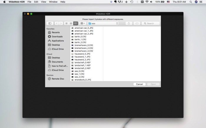 WidsMob HDR-HDR Photo Editor Screenshot 04 9ov19jn