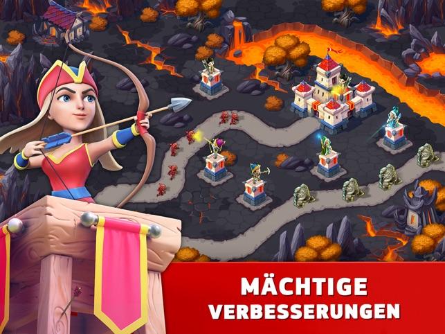 Toy Defense Fantasy TD Screenshot