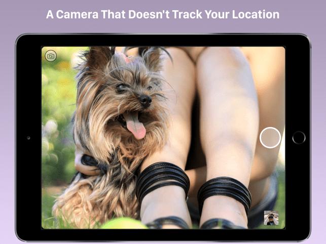 deGeo Camera Screenshot