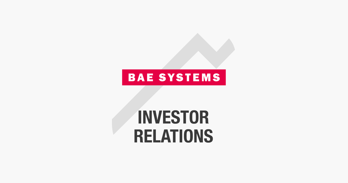 BAE Systems IR App on the App Store