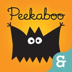 Peekaboo Trick or Treat