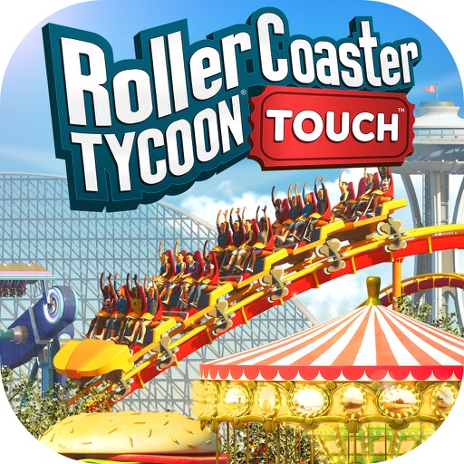 RollerCoasterTycoon®Touch™日本語版