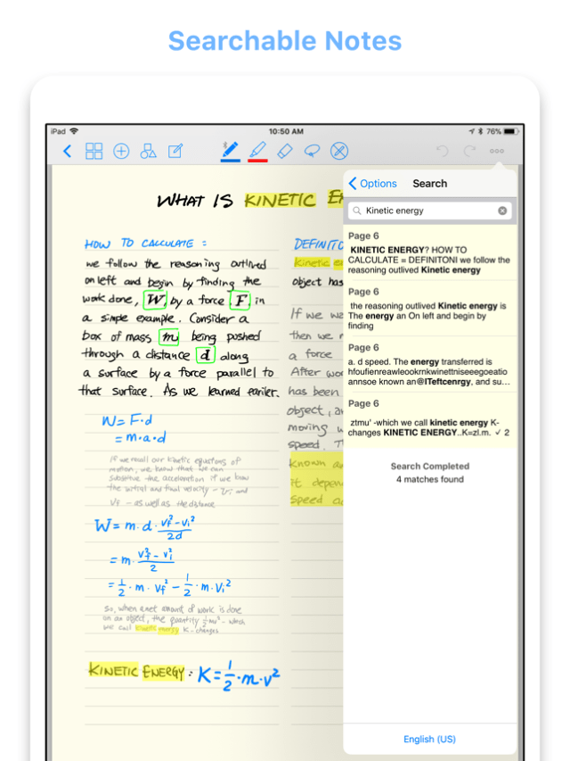 GoodNotes 4 Screenshot