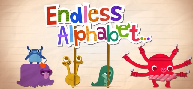 Image result for Endless Alphabet
