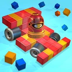 Blocks Racing