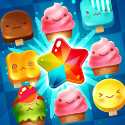 ‎Ice Cream Mania:Match 3 Puzzle